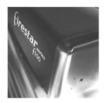 Synrad Firestar 100W CO2-laser merkkaukseen ja leikkaukseen.